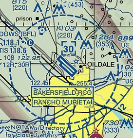 Class Delta Airspace - Plain Vanilla