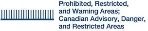 Prohibited, Restricted, Warning Area Boundary